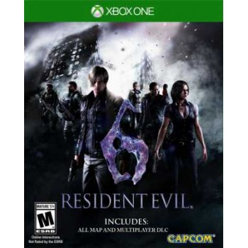 Resident Evil 6 HD Xbox One