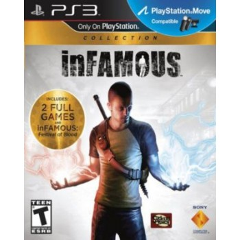 Infamous Dual Pack 1 & 2 PS3