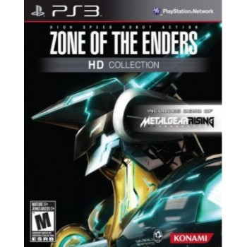Zone Of The Enders HD...