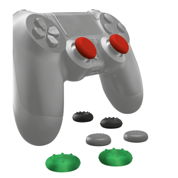 GXT 262 Thumb Grips 8 Pack...