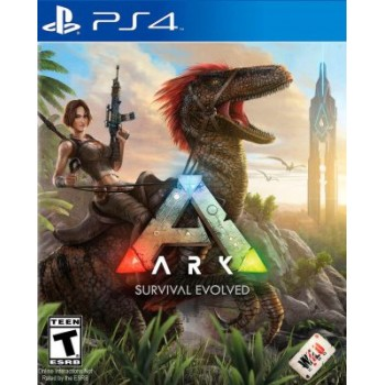 Ark Survival Evolved...
