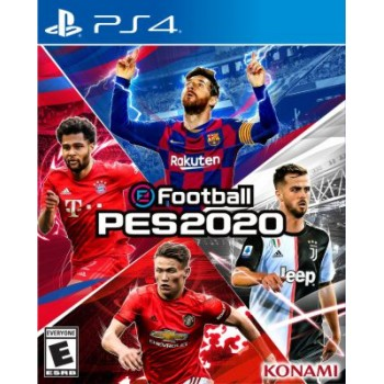Pro Evolution Soccer 2020 PS4