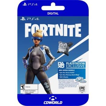 Fortnite Pack Neo Versa +...