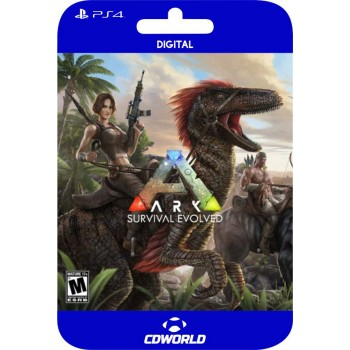 ARK: Survival Evolved PS4...