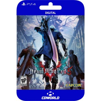 Devil May Cry 5 PS4 DIGITAL