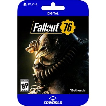 Fallout 76 PS4 DIGITAL