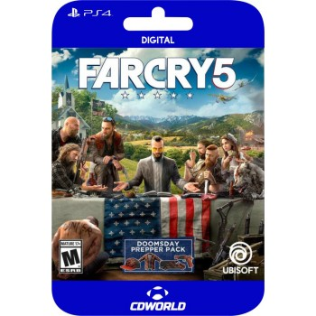 Farcry 5 PS4 DIGITAL