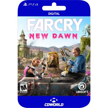 Farcry New Dawn PS4 DIGITAL