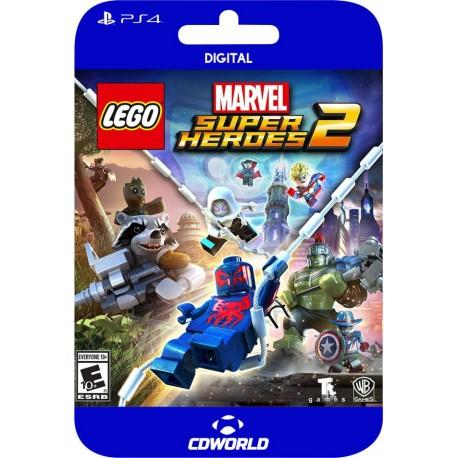 Lego Marvel Super Heroes 2 PS4 DIGITAL
