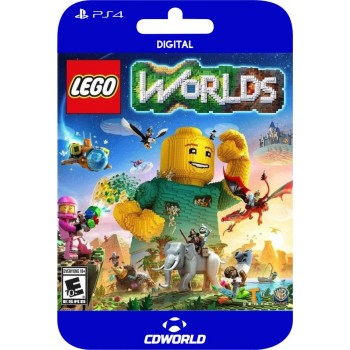 Lego Worlds PS4 DIGITAL
