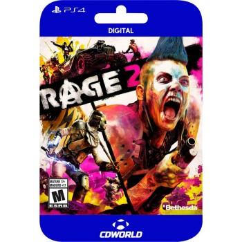 Rage 2 PS4 DIGITAL