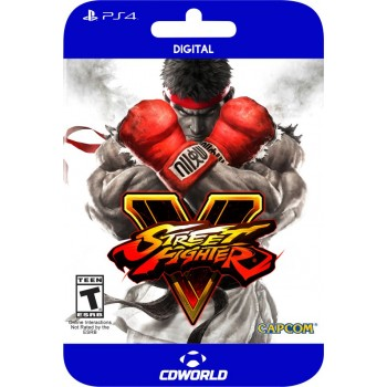 Street Fighter V PS4 DIGITAL