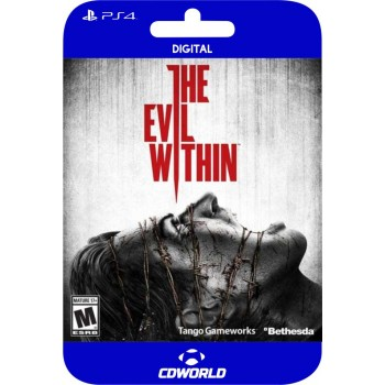 The Evil Within 1 PS4 DIGITAL
