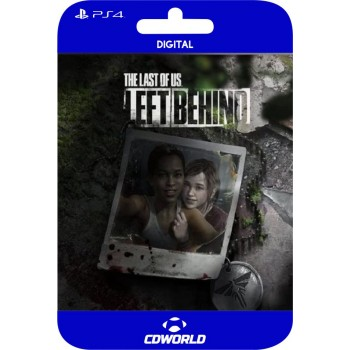 The Last of Us: Left Behind...