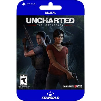 Uncharted: The Lost Legacy...