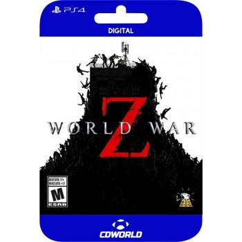 World War Z PS4 DIGITAL