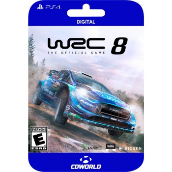 WRC 8 FIA World Rally...