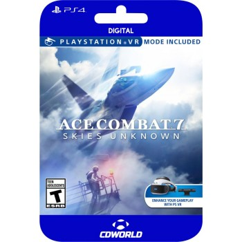 Ace Combat 7 PS4 DIGITAL
