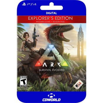 ARK: Survival Evolved...