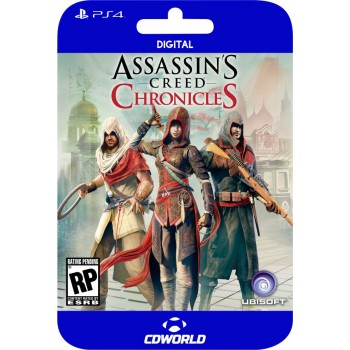 Assassin´s Creed Chronicles...