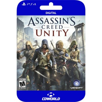 Assassin's Creed Unity PS4...