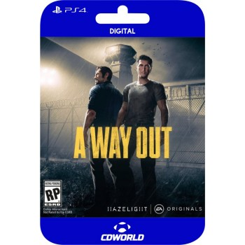 A Way Out PS4 Digital