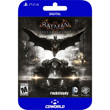 Batman: Arkham Knight PS4...