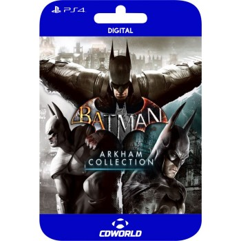 Batman: Arkham Collection...