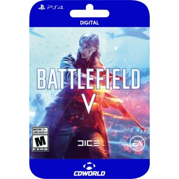 Battlefield 5 PS4 DIGITAL