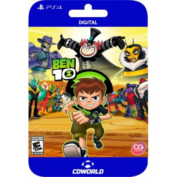 Ben 10 PS4 DIGITAL