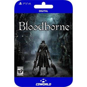 Bloodborne PS4 DIGITAL