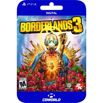 Borderlands 3 PS4 DIGITAL