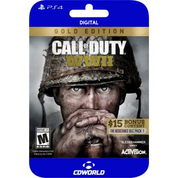 Call of Duty: WWII - Gold...