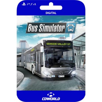 Bus Simulator PS4 DIGITAL