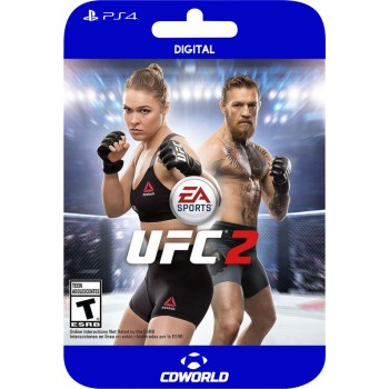 UFC 2 PS4 DIGITAL
