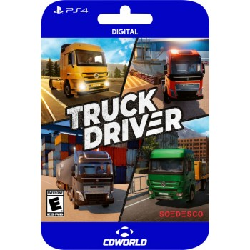 Truck Driver PS4 DIGITAL
