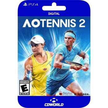 AO International Tennis 2...