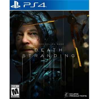 Death Stranding PS4 DAYS OF...