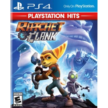HITS Ratchet & Clank PS4...