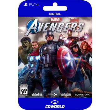 Marvel's Avengers  PS4 DIGITAL