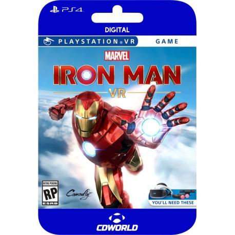 PREVENTA IRON MAN VR  PS4 DIGITAL