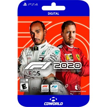 F1 2020 PS4 DIGITAL