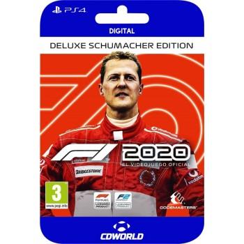 F1 2020 SHUMACHER DELUXE...