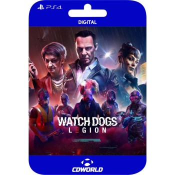 WATCH DOGS LEGION PS4 DIGITAL