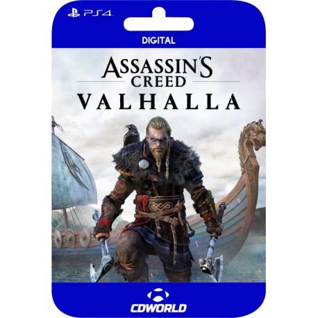 ASSASSIN´S CREED VALHALLA PS4 DIGITAL