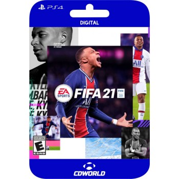 PREVENTA FIFA 21 PS4 DIGITAL
