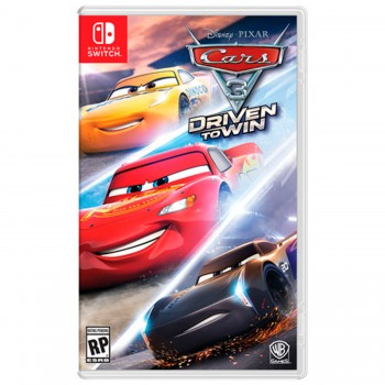 Cars 3: Driven to Win NSW