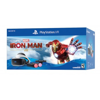 SONY PLAYSTATION VR MARVEL...
