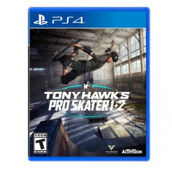 TONY HAWK´S PRO SKATER 1+2 PS4