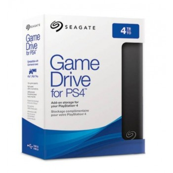 SEAGATE GAME DRIVE FOR PS4...